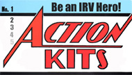 IRV Action Kit Minibanner