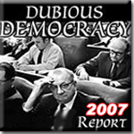 Dubious Democracy 2005