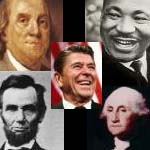 The Top 5 Greatest Americans
