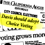 Davis Choice Voting Headlines