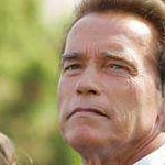 Arnold Looks Troubled
